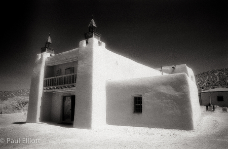 Truchas Church #1