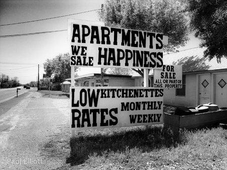 Texas: Happy Apartments